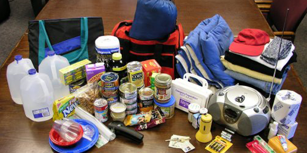 How To Create Your Own Disaster Preparedness Kit Northridge West Neighborhood Council