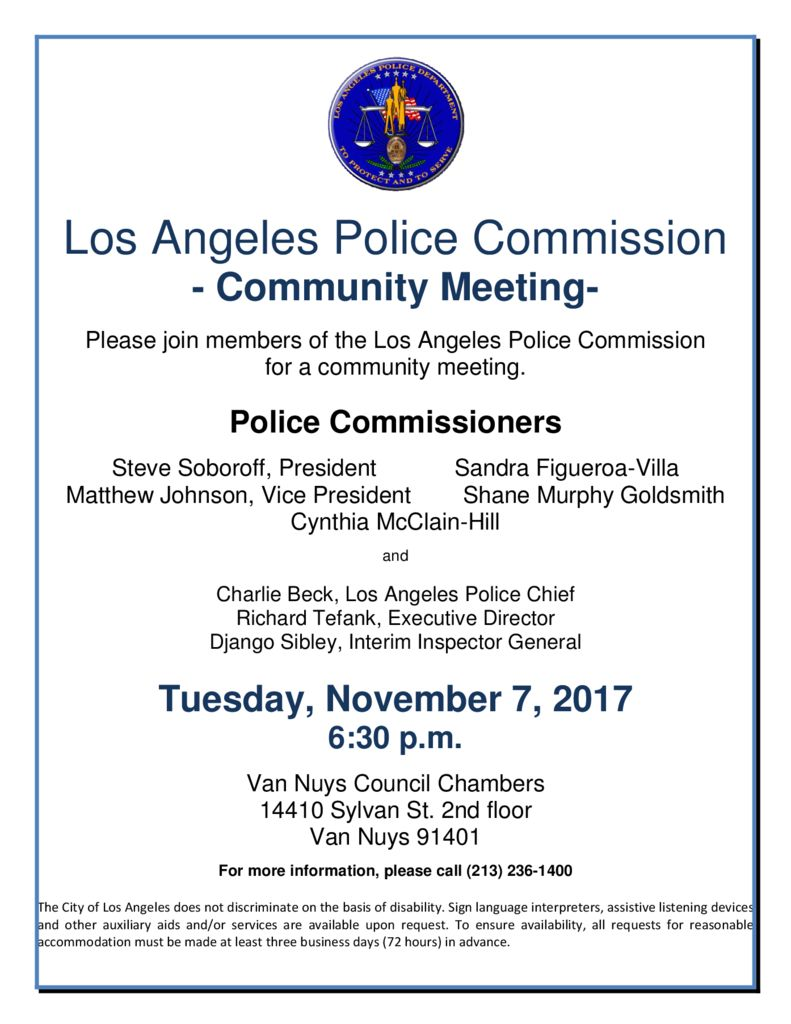 thumbnail of community meeting flyer 110717