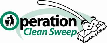 operation clean sweep logo northridge west neighborhood council nwnc