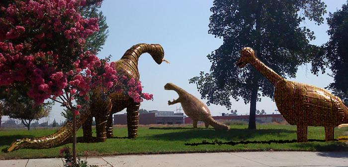 Dinosaur-Row