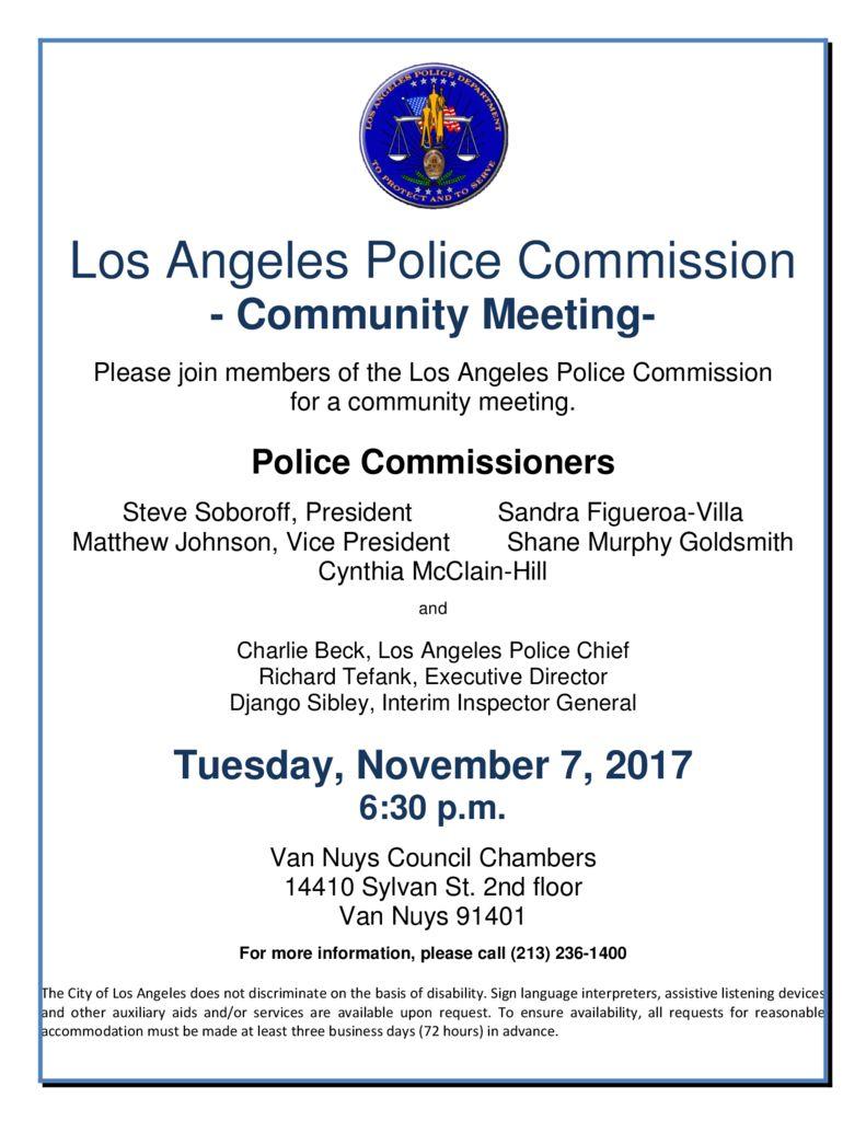 thumbnail of community meeting flyer 110717