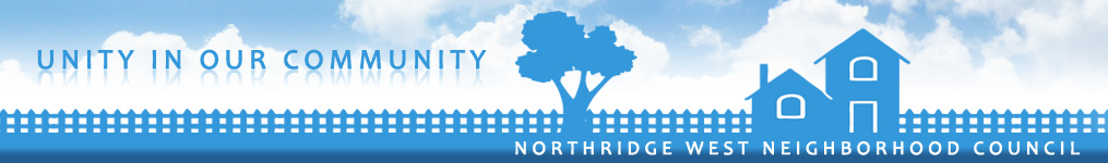 Northridge West Neighborhood Council, NWNC