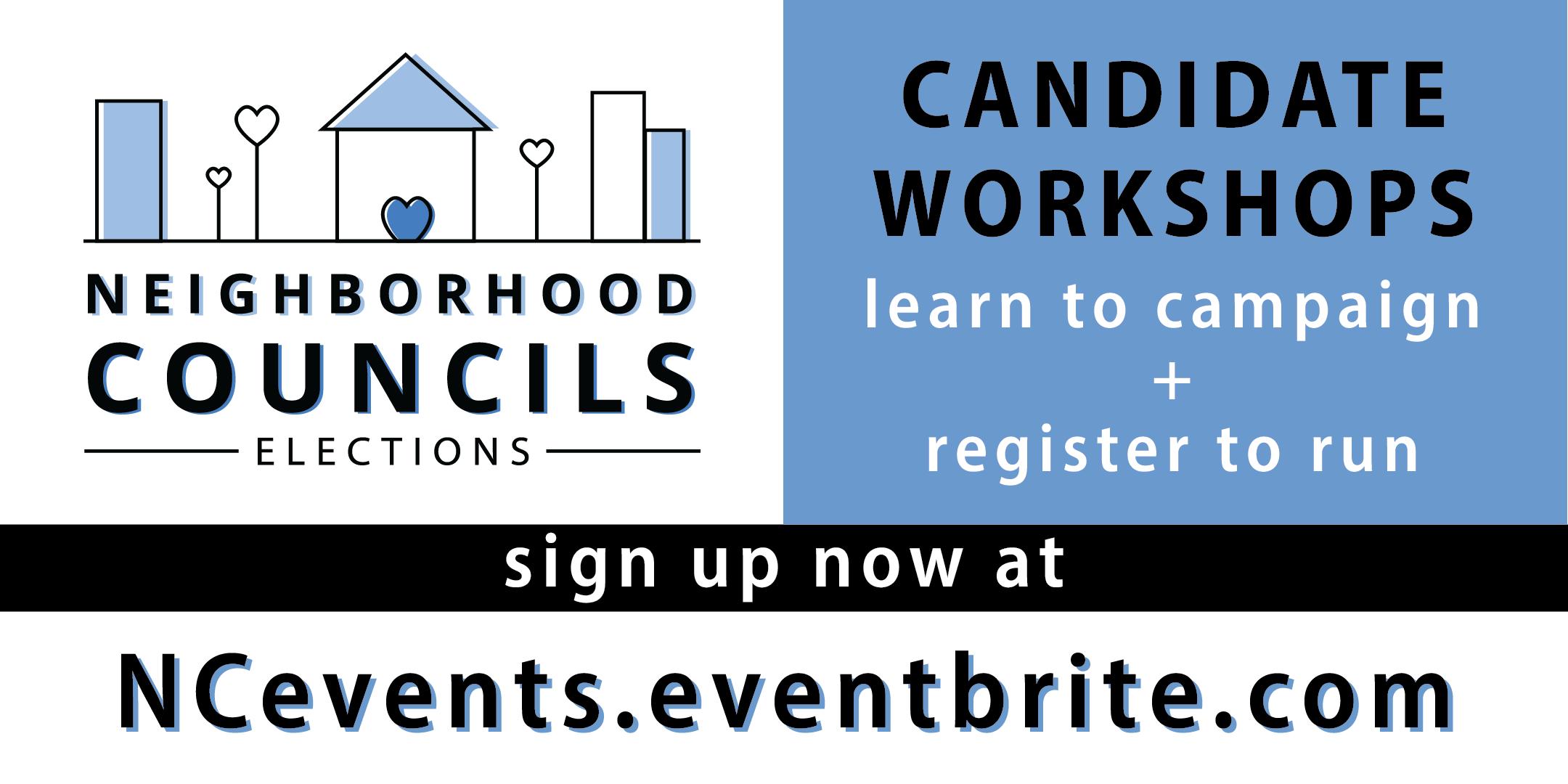 Candidate Workshops