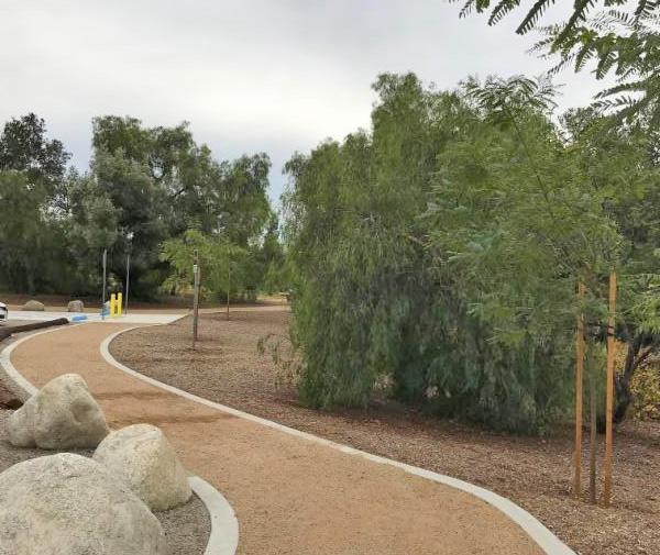 Oakridge Estate Park